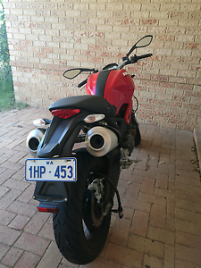 2015 ducati monster 659abs  for sale Waterford South Perth Area Preview