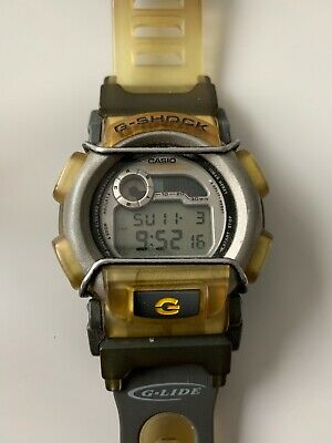 Casio G Shock Dw-003 Vintage Illuminator 1997 Watch