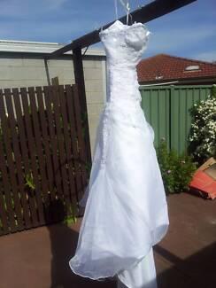 Wedding dress Greta Cessnock Area Preview