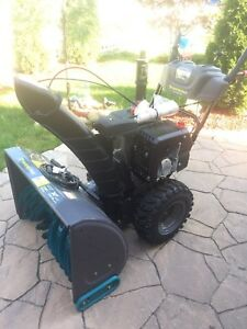 Brand new snowblower! Be ready for the snow
