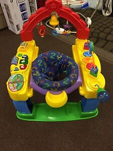 Fisher Price Intellitrainer