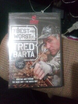 The Best And Worst Of Tred Barta 2 Disc Set Dvd BRAND NEW (The Best And Worst Of Tred Barta)