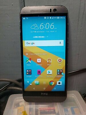 HTC One M9 - 32GB - Gunmetal Gray (T-Mobile) Smartphone