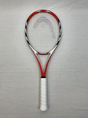 NEW Head Microgel Radical MP 98 head 4 3//8 grip Tennis Racquet