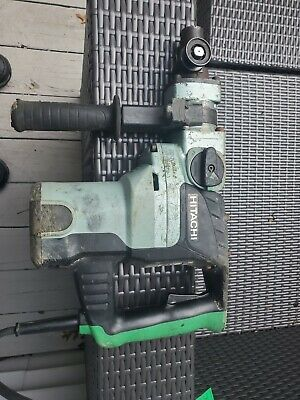 Hitachi Dh 38ye2 Rotary Hammer 120v 1-12 Hammer Drill