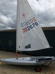 Laser 202676 Standard Rig Maidstone Maribyrnong Area Preview
