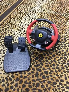 Xbox one Steering wheel for sale!!