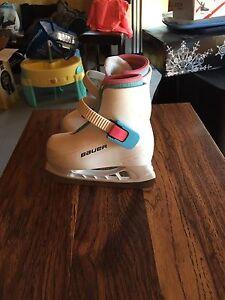 Toddler girl skates