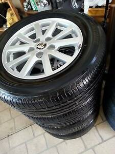 Holden Commodore VF, Evoke, wheels & tyres, 16″x 7″ Sunnybank Brisbane South West Preview