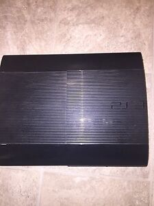 PS3 with 9 games  London Ontario image 1