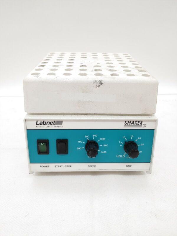 Labnet Shaker 20 20E Orbital Variable Speed
