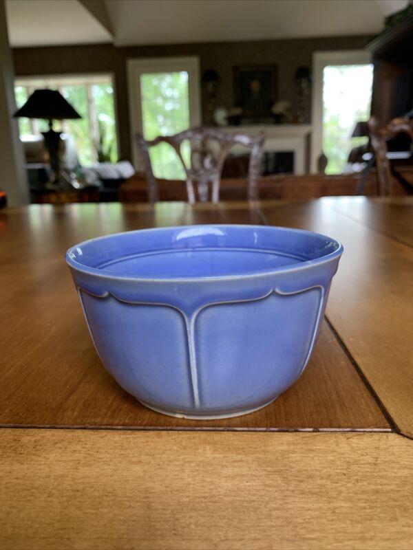 Vintage W.S. George Petalware saucer and bowl