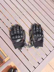 Genuine Five Stunt Women Leather Motorcycle Gloves Advanced size Kellyville Ridge Blacktown Area Preview