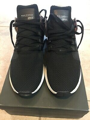 01029470810a8 Mens Adidas EQT Support ADV Pack Sneakers (Sz 12.5) Blk Wht