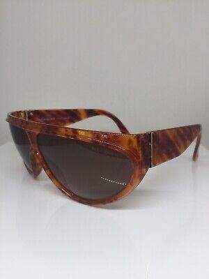 7c3c96caf484 New Vintage Yves Saint Laurent YSL 8761-2 Y Sunglasses Tortoise & Gold  France