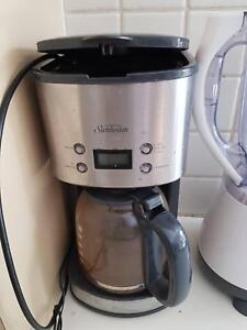 Sunbeam coffee machine in perth region wa coffee machines sunbeam drip coffee machine fandeluxe Images