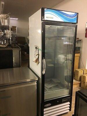 Serv-ware Gf-23 Freezer Single Door Reach-in Glass Door Value  Quality