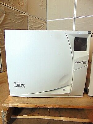 A-dec Lisa Mb17 Sterilizer With Touch Screen S4771
