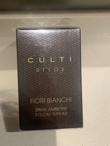Culti Fiori Bianchi.Culti Stile Room Spray Aramara 100ml For Sale Ebay