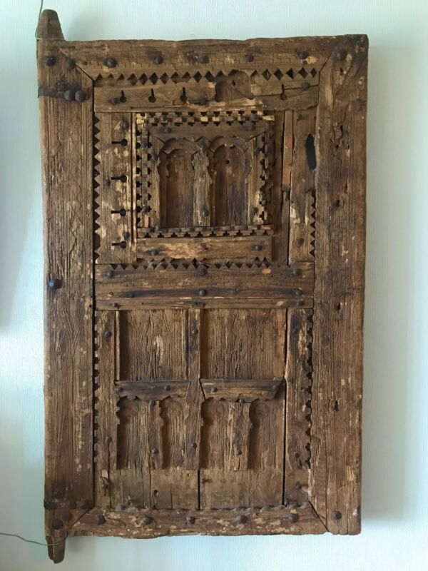 Stunning 16th century Moroccan antique door