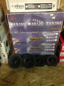 Car audio for sale or install in your vehicle