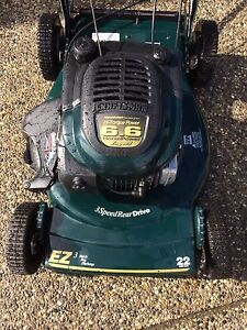 Self propelled sear Lawn movers