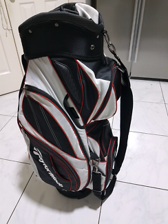 Golf Taylormade Corza Cart Bag Brand New