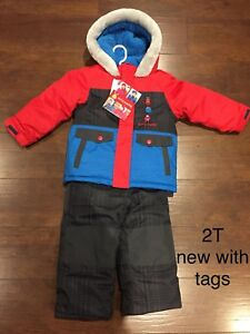Brand new with tags 2T