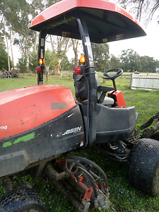 Diesel Jacobsen slasher mower!  Cheap! selling due to moving Kilmore Mitchell Area Preview