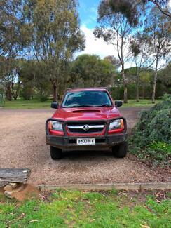 2008 Holden Colorado DX Manual Ute Wallington Outer Geelong Preview