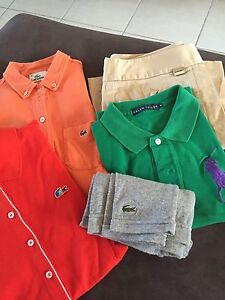 Woman's Brand Golf clothes bundle Varsity Lakes Gold Coast South Preview