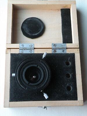 Lomo Darkfield Oil Condenser Oi-13 A-1.2 Microscope Olympus D37mm