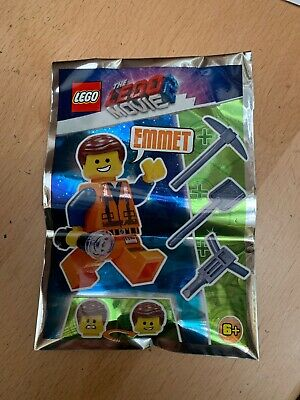 The Lego movie 2 - Emmet - Neu Im Polybag