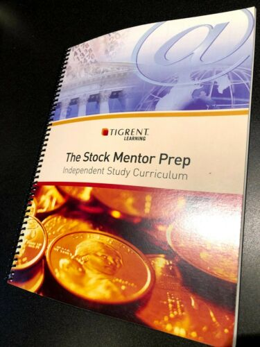 Tigrent Learning - The Stock Mentor Prep