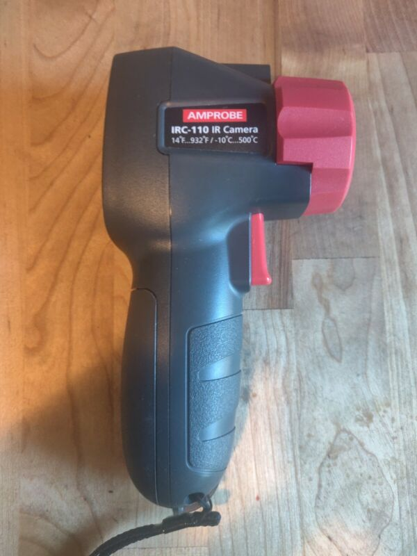 Amprobe IRC-110 Infrared Thermal Camera, 20:1 New Never Used