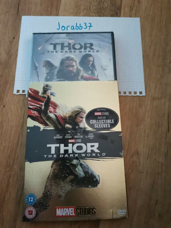 Thor%3A+The+Dark+World+%5BDVD%5D+10th+anniversary+limited+edition+sleeve