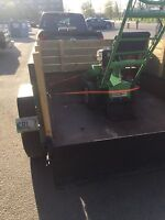 Tree service, stump grinding, lawn care, fertilize, weed control