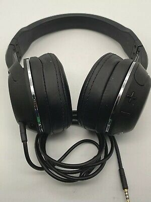 Skullcandy Hesh 2 Wireless Over-Ear Headphones -Black - Heavy Used