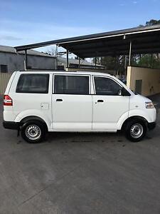 2008 Suzuki APV Bordertown Tatiara Area Preview