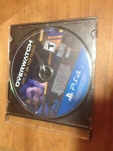 PS4 game Overwatch GOTY Edition to trade