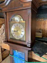 1977 Howard Miller Grandfather Clock