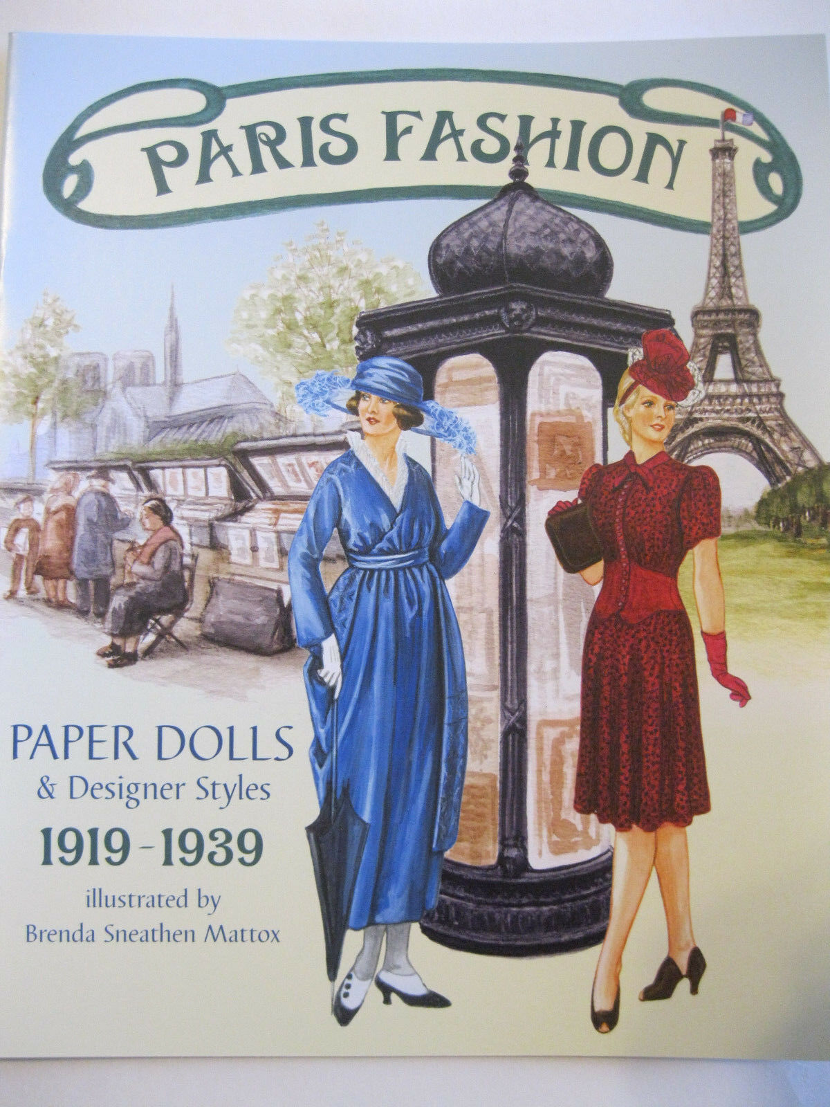 Current Events - The National Museum of Toys and Miniatures French fashion designers paper dolls