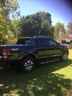 Ford Wildtrack ute immaculate condition