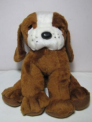 """Vtg House of Lloyd Hound Dog Puppy Plush 10"""""""