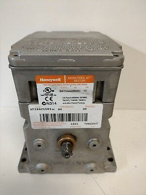 Guaranteed Honeywell Damper Actuator Motor M7284c-1083