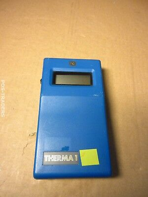 KONING EN HARTMAN THERMA 1 Industrial Thermometer -50C TO +1150C - EXCL BATTERYS