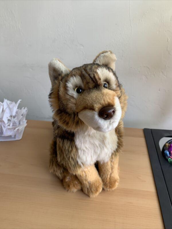 Webkinz Endangered Red Wolf