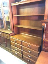 dresser and bookcase Mosman Mosman Area Preview