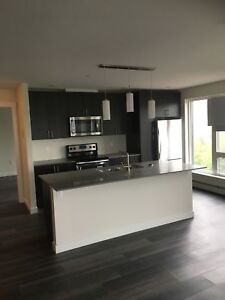 2 BED WITH LARGE DEN STONE COUNTERS, HARDWOOD, STAINLESS STEEL