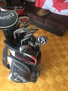 Callaway/TaylorMade/Adams Golf (Full Set)